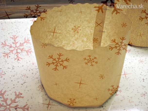 Formy na Panettone (fotorecept)