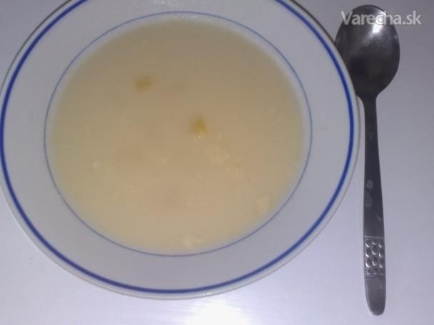 d57fc3f3c Mliečna zemiaková polievka (fotorecept) - Recept