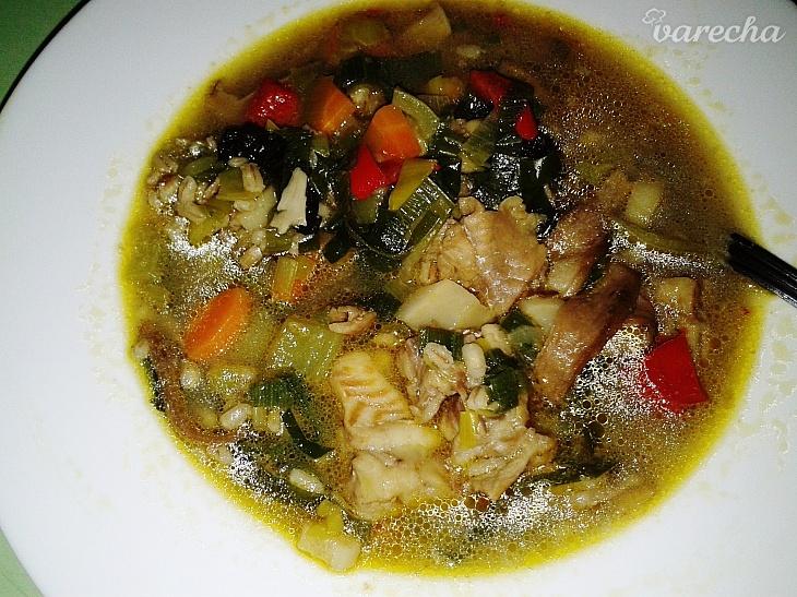 Rybacia polievka podľa starých rodičov
