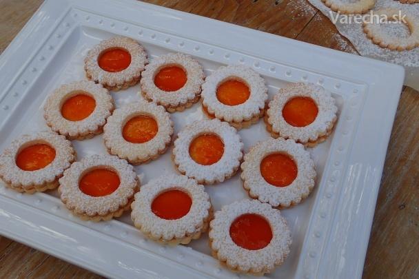 0c6f2b83c Bezlepkové linecké koláčiky - Recept