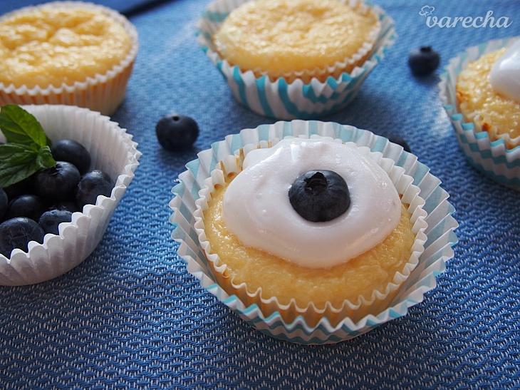 Kokosové muffiny bez lepku