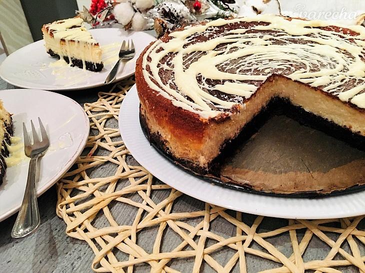 Kokosový cheesecake s bielou čokoládou