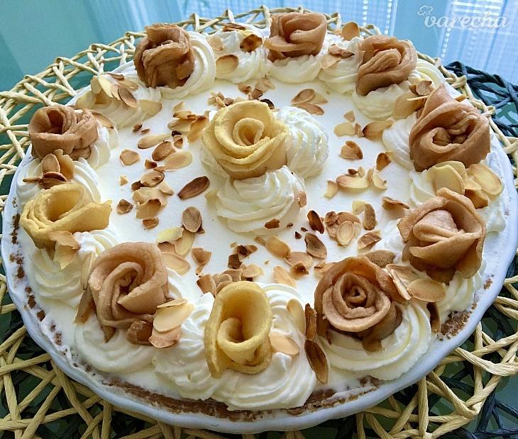 Jablkový koláč Alcron