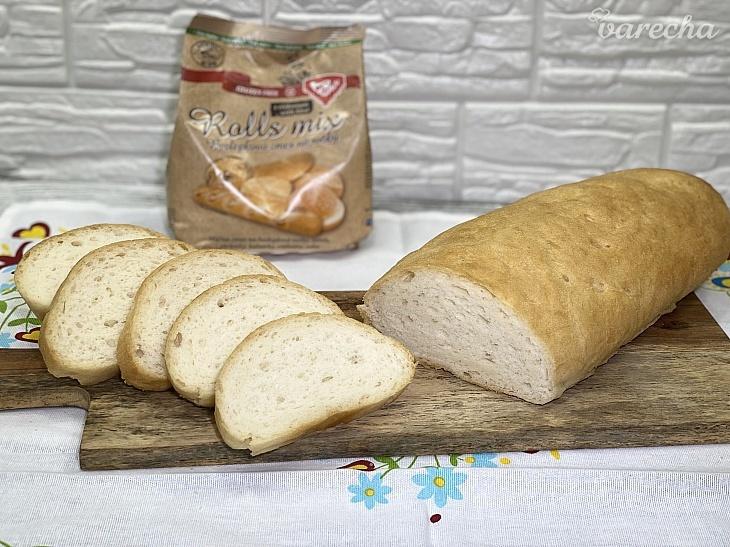 Bezlepkový mäkký sendvič na chlebíčky...