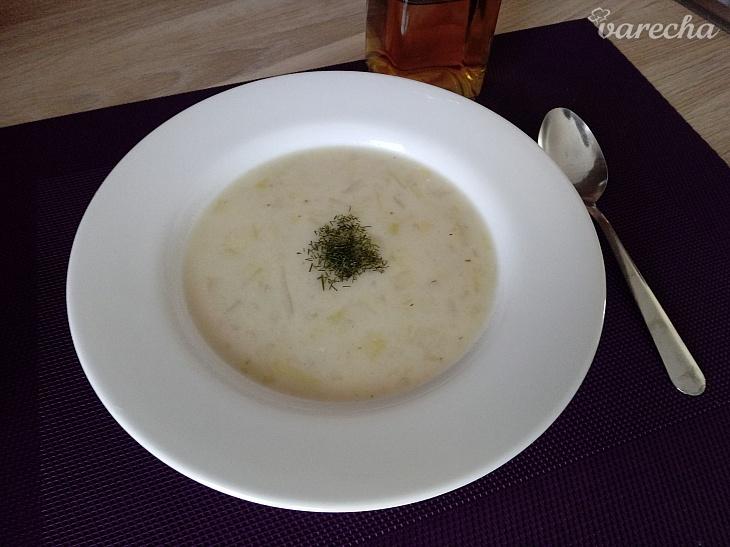 Sladkokyslá mliečna kapustová polievka